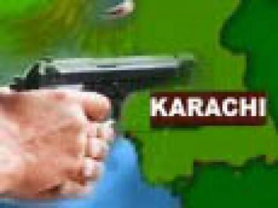 کراچی: فائرنگ، تشدد سے 3 افراد ہلاک، انسپکٹر زخمی، زیرزمین چھپایا اسلحہ برآمد
