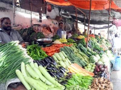 عید ایام میں سبزی فروشوں نے شہریوں کو دونوں ہاتھوں سے لوٹا