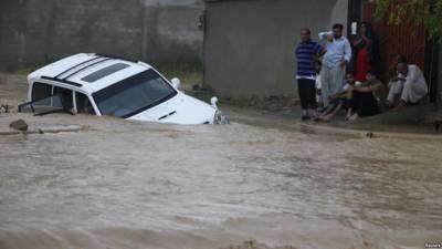 کراچی 'بارش کے واقعات میں جاں بحق افراد کی تعداد23 ہوگئی