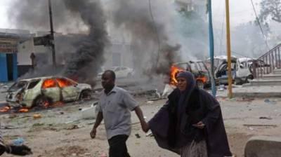 صومالیہ: الشباب کا خود کش حملہ '7فوجی ہلاک،10زخمی ہو گئے