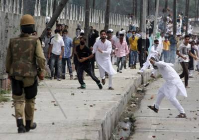 مقبوضہ کشمیر: عید پر فرضی جھڑپیں، مزید 3 نوجوان شہید: مجاہدین کا حملہ، بھارتی فوجی ہلاک