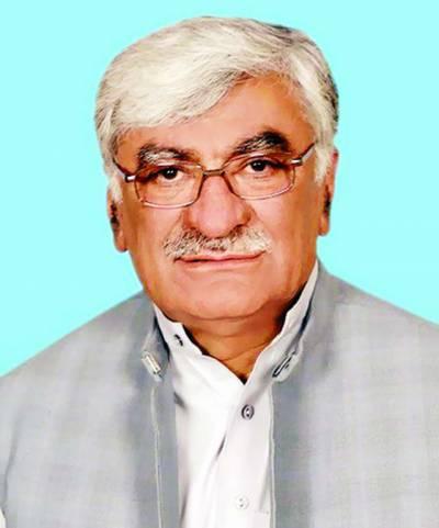 فاٹا کے بعد بلوچستان کو بھی پختونستان میں شامل کرینگے: اسفند یار ولی