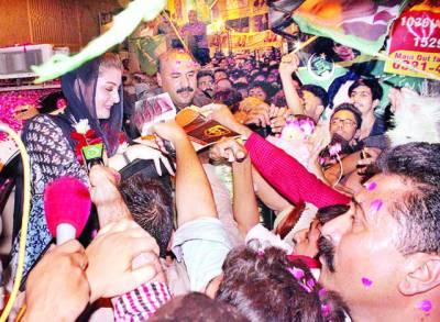 مسلم لیگ ن کا مستقبل روشن، سازش کرنے والے عدلیہ، الیکشن کمشن کے پیچھے چھپتے ہیں: مریم نواز