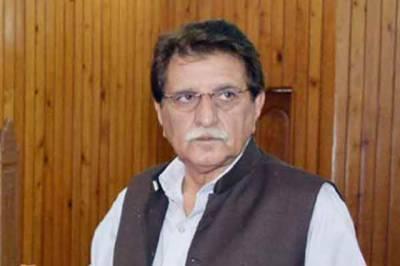 بھارت' پاکستان کا ہمسایہ تو رہے گا دوست کبھی نہیں بن سکتا: وزیراعظم آزاد کشمیر