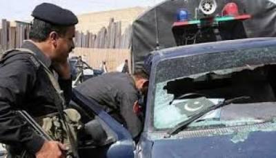 کراچی: ڈاکوئوں کی فائرنگ سے خاتون سمیت3 افراد زخمی