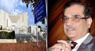 عجلت میں انصاف، انصاف دفن کرنے کے مترادف ہے کوئی بھی جج اپنی مرضی سے فیصلہ کرنے کا مجاز نہیں : چیف جسٹس آف پاکستان