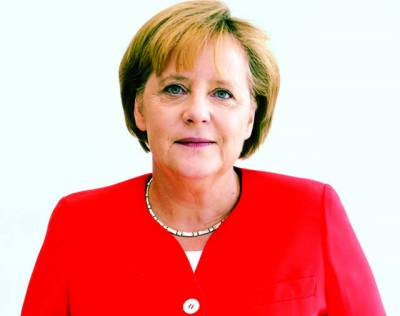جرمن چانسلر انجیلا دنیا کی طاقتور ترین خاتون قرار