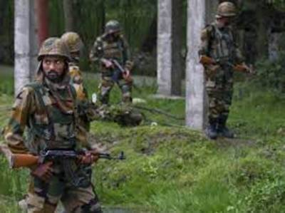 مقبوضہ کشمیر: قافلے پر حملہ' جھڑپ'2 بھارتی فوجی ہلاک'4 زخمی: صلاح الدینکا بیٹا تہاڑ جیل منتقل