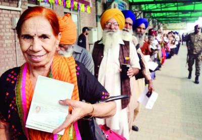 باباگورو نانک جنم دن تقریبات' 2ہزار سے زائد بھارتی سکھ یاتری ننکانہ پہنچ گئے