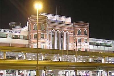 لاہور ائر پورٹ پر چینی شہری کرنسی سمگلنگ کرنے پر گرفتار، 23 ہزار امریکی ڈالر برآمد
