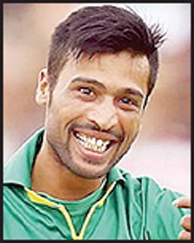 حسن علی سمیت کسی سے کوئی خطرہ نہیں، خود سے مقابلہ ہے: محمد عامر