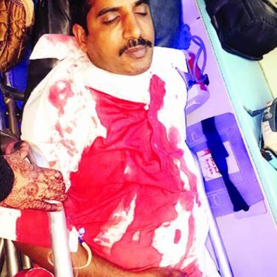 شفیق آباد: گلے پر ڈور پھرنے سے ایک شخص زخمی