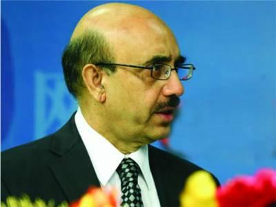 مقبوضہ کشمیر میں بھارتی جارحیت نے مذاکرات کے تمام راستے بند کر دئیے: سردار مسعود خان