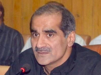 زرداری عمران ووٹ کی بجائے سازش سے اقتدار میں آنا چاہتے ہیں' سعد رفیق