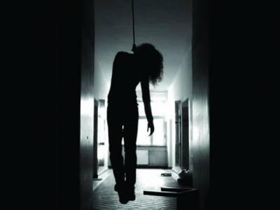 گھریلو جھگڑے پر خاوند نے پھندا دیکر بیوی کو قتل کر دیا