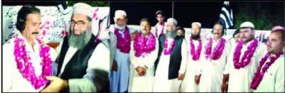 اسلامی انقلاب سے ہی تبدیلی آئے گی:قاری عثمان