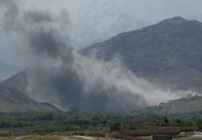 افغانستان صوبہ پکتیکا میں بمباری اور جھڑپیں 42 طالبان ہلاک متعدد زخمی