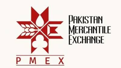 ;;پاکستان مرکنٹائل ایکسچینج میں 5.429 بلین روپے کے سودے