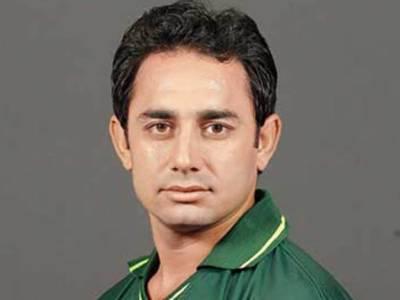 سعید اجمل نے انٹرنیشنل کرکٹ کو خیرباد کہہ دیا
