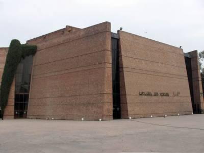 الحمرا آرٹس کونسل میں مصور عبدالسلیم کے فن پاروں کی نمائش