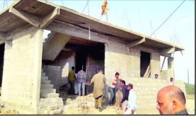 غیر قانونی تعمیرات کیخلاف سندھ بلڈنگ کنٹرول اتھارٹی کاآپریشن