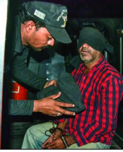 ایم کیو ایم کے رہنما ڈاکٹر نوشاد کا قاتل شاہد ڈانسر حیدرآباد سے گرفتار