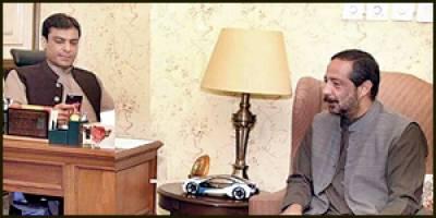 صوبائی حکومت نے ترقیاتی کاموں کا رُخ جنوبی پنجاب کی جانب موڑ دیا: حمزہ شہباز