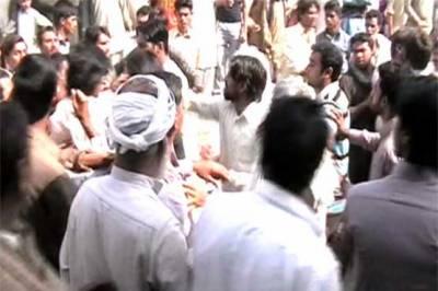 لڑائی جھگڑے کے واقعات میں 4 افراد زخمی