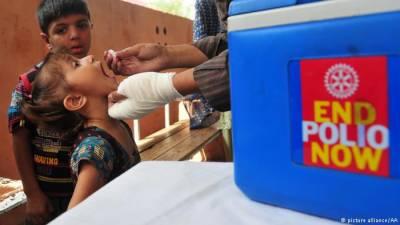 پولیو مہم 20 سے 24 نومبر تک جاری رہے گی، پنجاب میں ایک کروڑ 85 لاکھ بچوں کو قطرےپلائے جائینگے