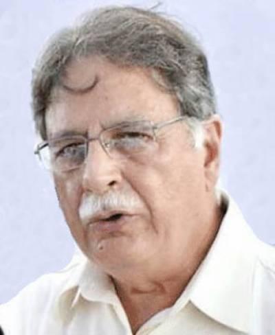 سویلین بالادستی کیلئے پیپلز پارٹی سے تعاو ن مانگا، پیشکش سے خوفزدہ نہ ہوں: پرویز رشید