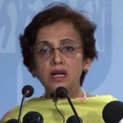پاکستان تمام معاملات پر بھارت کیساتھ مذاکرات کیلئے تیار ہے' تہمینہ جنجوعہ