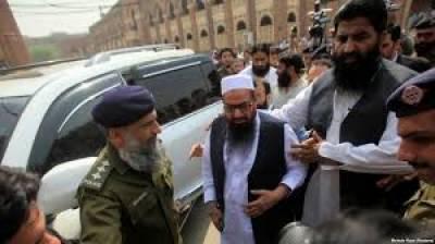حافظ سعید کی رہائی پر بھارت میں غم و غصہ