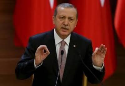 .مسلم امہ نظریاتی اختلافات ختم کرکے دشمن کے عزائم ناکام بنادے :ترک صدر