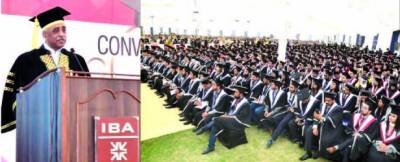 تحقیق کا فروغ وقت کی اہم ضرورت ہے اعلیٰ تعلیم ہی تمام مسائل کا حل ہے گورنر سندھ