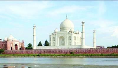 تاج محل ،عالمی ورثے میں دوسرا بہترین مقام قرار دیدیا گیا