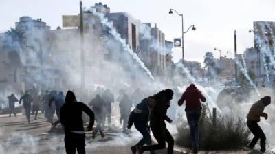 اسرائیلی فائرنگ گولہ باری مزید 2 فلسطینی شہید زخمی 1200 ہوگئے