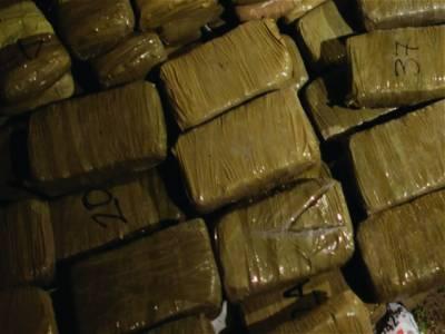 منشیات برآمد کے مقدمہ میں ملوث ملزم کو قید اور جرمانہ کی سزا