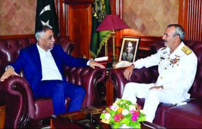 گورنر سندھ نے چین کی یونیورسٹیوںکو تعاون کی پیشکش کردی