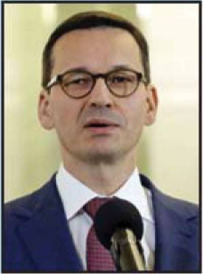 پولینڈکے وزیر خزانہ نے وزیر اعظم کا منصب سنبھال لیا
