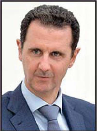 ایک جونیئر روسی فوجی اہلکار کے ہاتھوں شامی صدربشارالاسد کی توہین