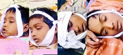 بارش: شاہکوٹ میں چھت گرنے سے4 بھائی جاں بحق' ماں اور بہن شدید زخمی