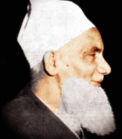 تحریک پاکستان کے عظیم رہنما علامہ شبیر احمد عثمانی کی برسی آج منائی جائیگی