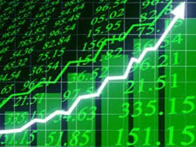 سٹاک مارکیٹ :معمولی تیزی کارجحان 100 انڈیکس میں 43 پوائنٹس کا اضافہ
