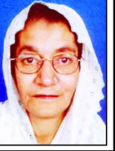 قائداعظم کی نواسی خورشید بیگم کراچی میں انتقال کرگئیں