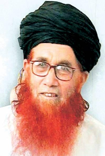 پشاور ہائیکورٹ نے صوفی محمد کو ضمانت پر رہا کرنے کا حکم دیدیا