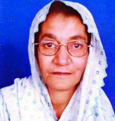 قائداعظم کی نواسی خورشید بیگم انتقال کرگئیں' کراچی میں سپردخاک