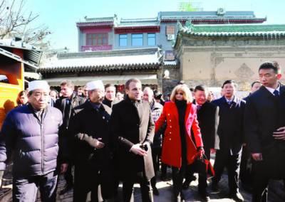چین ،یورپ کو بیلٹ اینڈ روڈ منصوبے ،ماحولیات پر مل کر کام کرنا چاہئے: فرانسیسی صدر