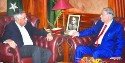 لاءیونیورسٹی سے طالب علموںکو بڑی توقعات وابستہ ہیں' گورنر سندھ