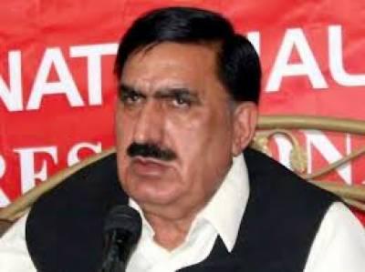پختونوں کیلئے قومی شناختی کارڈ کا حصول ناممکن بنا دیا گیا' شاہی سید