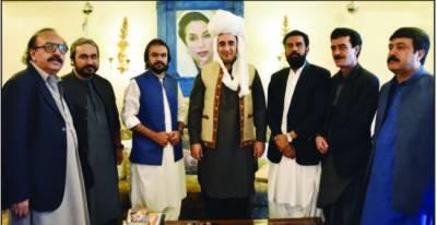 بلوچستان کا آئندہ وزیراعلیٰ جیالا ہوگا' بلاول بھٹو